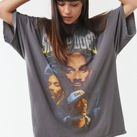 Snoop Dogg Oversized Tee | Urban Outfitters