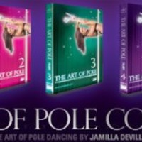 The Art of Pole DVDs Box Set Collection