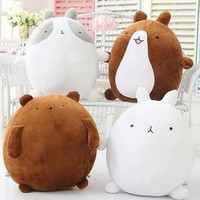 Molang Style Stuffed Animals