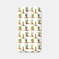 Potted Cactus Pattern Moto G3 Cases | Artist : Seema Hooda