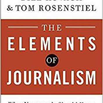The Elements of Journalism 3 REV UPD