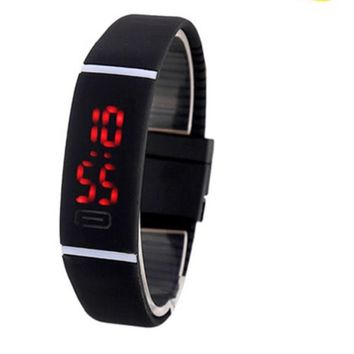 Fashion Silicone Bracelet Watch