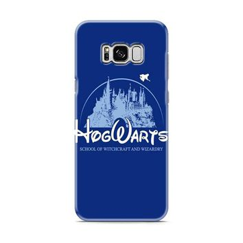 harry potter hogwart disney Samsung Galaxy S8 | Galaxy S8 Plus Case