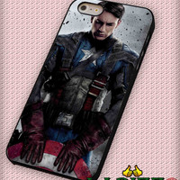"captain america first avenger for iPhone 4/4s, iPhone 5/5S/5C/6/6+, Samsung S3/S4/S5 Case ""005"""