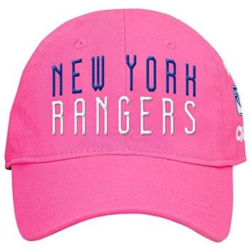 "NHL Infant ""My First"" Pink Slouch Hat"
