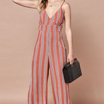 Lottie Moss Bodice Jumpsuit at PacSun.com