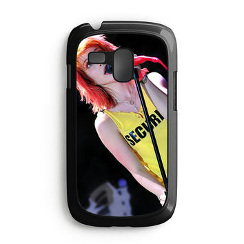 Hayley Williams Paramore Singer Galaxy S3 Mini Case
