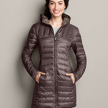Astoria Hooded Down Parka | Eddie Bauer