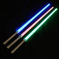 "Educational Products - Light Up Laser Lightsaber Sabre Sword 29"" (3 PACK) - Comes with 3 lightsabre swords"