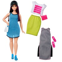 Barbie® Fashionistas™ 38 So Sporty Doll & Fashions - Curvy - Shop.Mattel.com