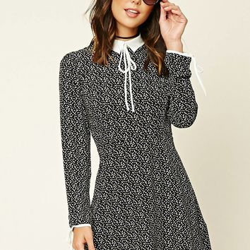 Contemporary Abstract Dress