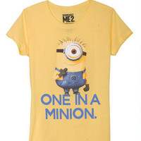 Despicable Me Minion Tee