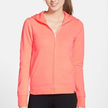 Women's Hurley Slim Fit Fleece Hoodie