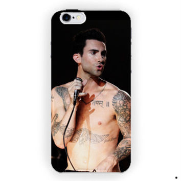 Adam Levine Maroon Five Perform For iPhone 6 / 6 Plus Case