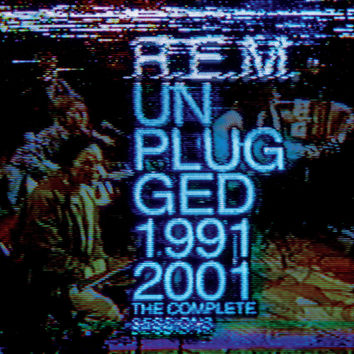 R.E.M. - MTV Unplugged 1991 LP
