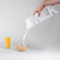 Milk Packaging : Julien De Repentigny