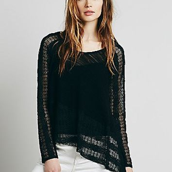 Free People Womens Carousel Up and Down Top