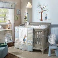 Lambs & Ivy® Peter Rabbit™ Crib Bedding Collection