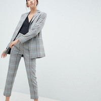 ASOS DESIGN suit in coloured check at asos.com