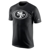 Nike Painted Logo (NFL 49ers) Men's T-Shirt