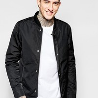 Lindbergh Bomber Jacket at asos.com
