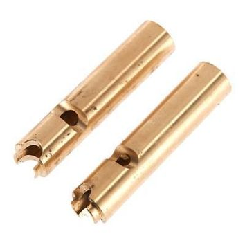 NEW Hot Racing Brass Axle Tube Weights (2) AX10/SCX10 SCX12AWOfficially Licensed  AT_69_5