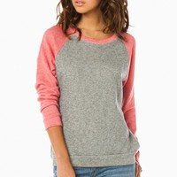 DOYLE SWEATER IN PINK