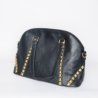 Pyramid Studded Bag
