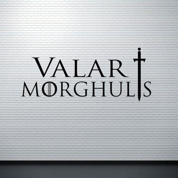 new Game of Thrones Wallpaper Wall Stickers for Home Decor