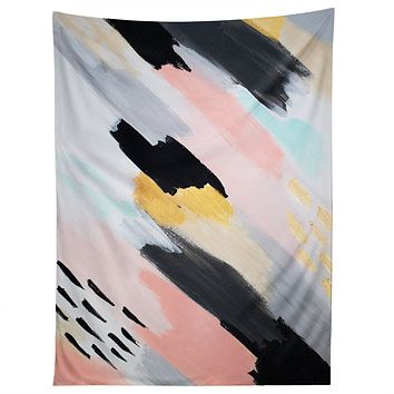 Laura Fedorowicz One Way Tapestry
