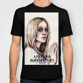 American Horror Story Coven T-shirt by vooce & kat | Society6