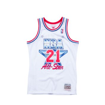 Mitchell & Ness Dominique Wilkins 1991 East Swingman Jersey NBA All-Star