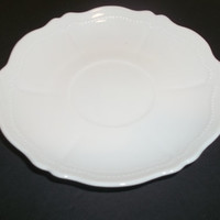 OEG Royal Austria Saucer Scalloped Edges Beautiful Design