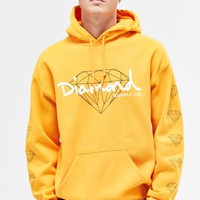 Diamond Supply Co. Brilliant Script Pullover Hoodie | PacSun