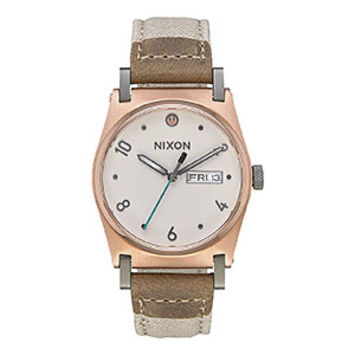 Nixon Jane Leather Watch - Rey