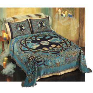 ETERNITY TREE BEDSPREAD