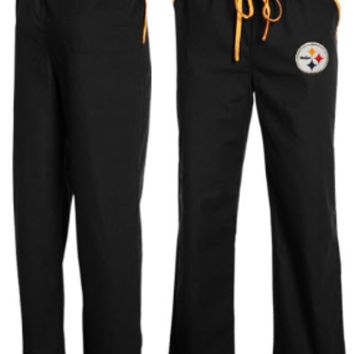 Pittsburgh Steelers Scrub Pants and NFL medical scrubs