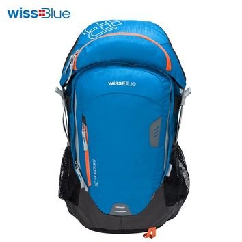 Gift! Wissblue Outdoor Molle 35L Sport Bags Tactical Bag Military Fishing Hunting Camping Hiking Tactical Backpack