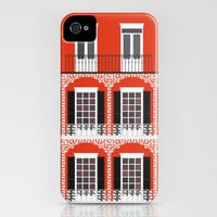 The French Quarter - New Orleans iPhone Case by StaciaE | Society6