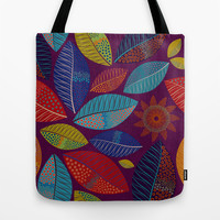 Summers of Africa Tote Bag by Anny Cecilia Walter