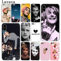 Lavaza XxxTentacion Lil Peep Lil Bo Peep Hard Phone Case for Apple iPhone 10 8 7 6 6S Plus 5 5S SE 5C 4 4S Cover for iPhone X 8