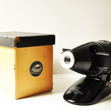 1952 Bakelite Filmosto Primascop Slide Projector - Made in Germany