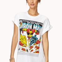 Marvel Comics Iron Man Tee