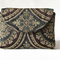 Tapestry bag, boho clutch purse, medallion clutch, handbags online, boho bag, hippie clutch bags , street fashion, gypsy clutch