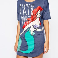 Missimo Disney Mermaid Hair Nightdress
