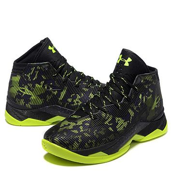 Trendsetter Under Armour Curry2.5  Women Men Fashion Casual Sneakers Sport Shoe