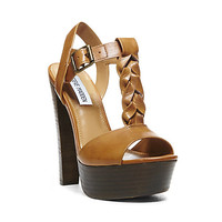 Steve Madden - DAYLEE COGNAC LEATHER