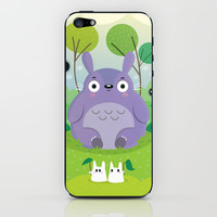 Cute neighbor iPhone & iPod Skin by Maria Jose Da Luz | Society6