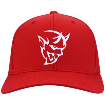 DODGE DEMON 2 STC10 Sport-Tek Dry Zone Nylon Cap