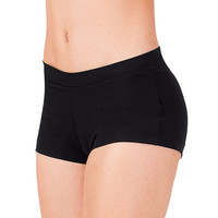 Boy-Cut Low Rise Dance Shorts - Shorts | DiscountDance.com